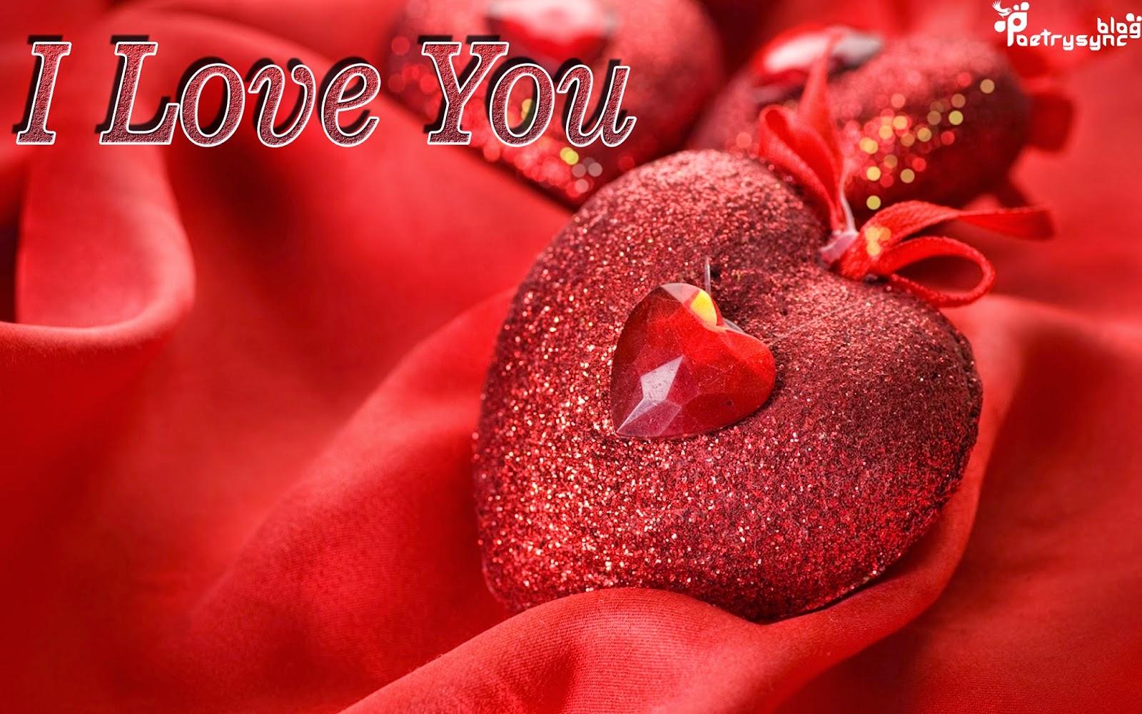 Love Red Heart Image Wallpaper HD