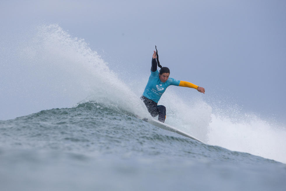 51 Tyler Wright Roxy Pro France Foto WSL Poullenot Aquashot