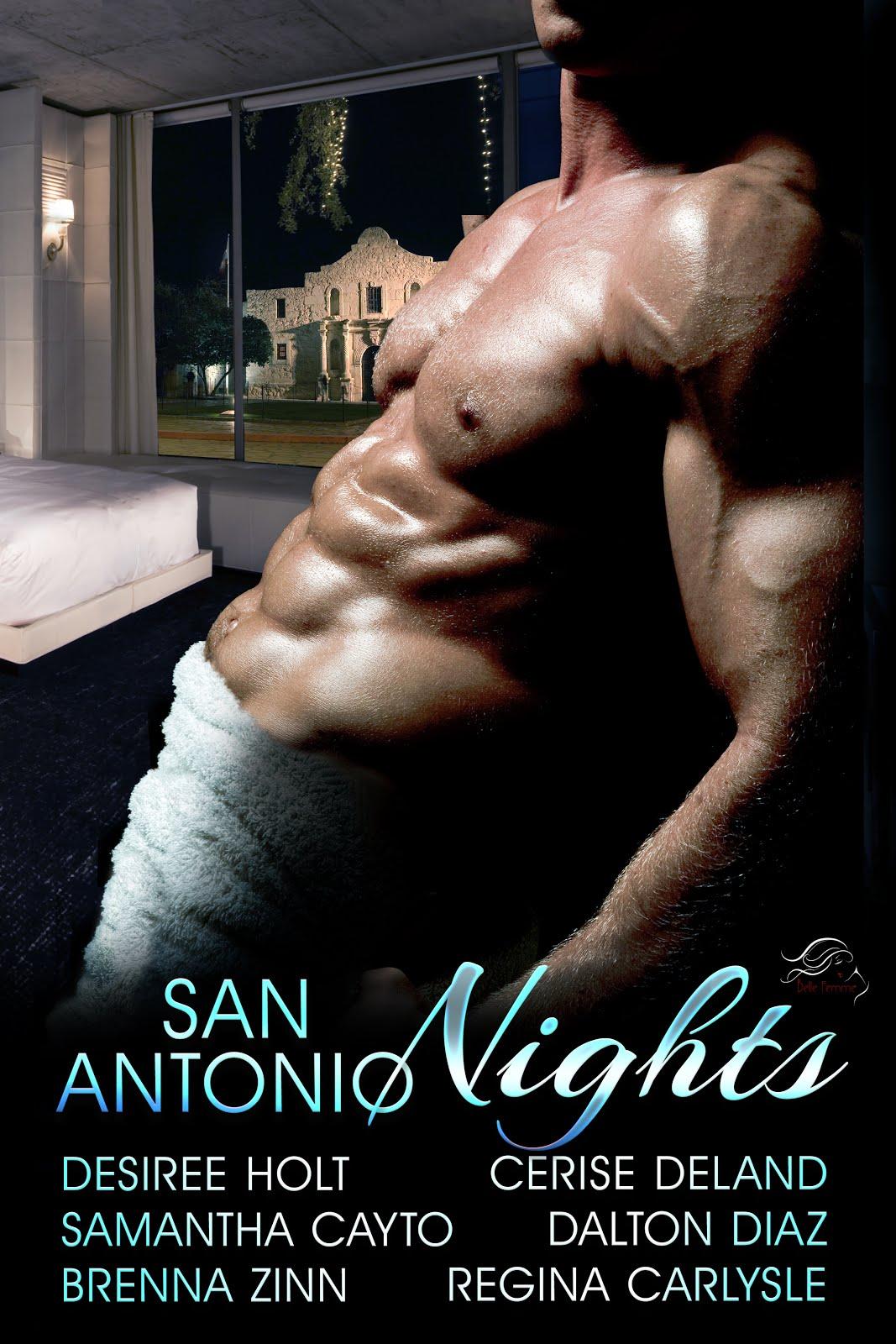 SAN ANTONIO NIGHTS!