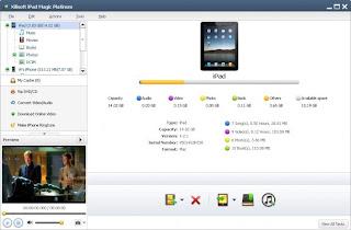 Xilisoft iPod Magic Platinum 5.2.3.20120412 Full Patch