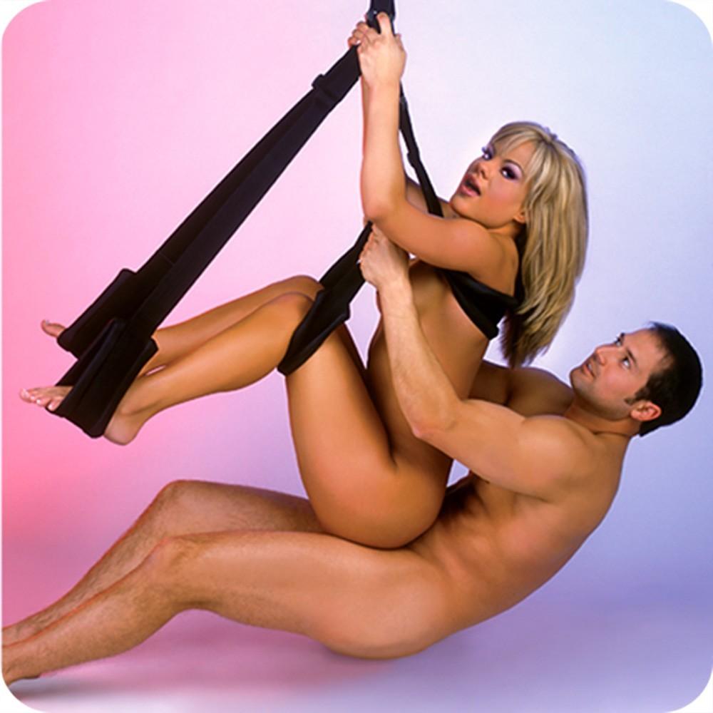 Фото порно на секс качелях 25 фотография