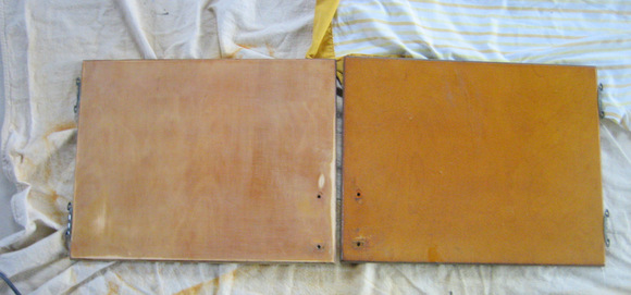 Sanding Cabinets: Recycled Cabinet Doors | DIY Playbook