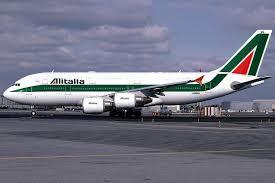 Nota del Governo su Alitalia