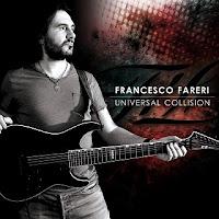 "Top album: FRANCESCO FARERI ""Universal Collision"""