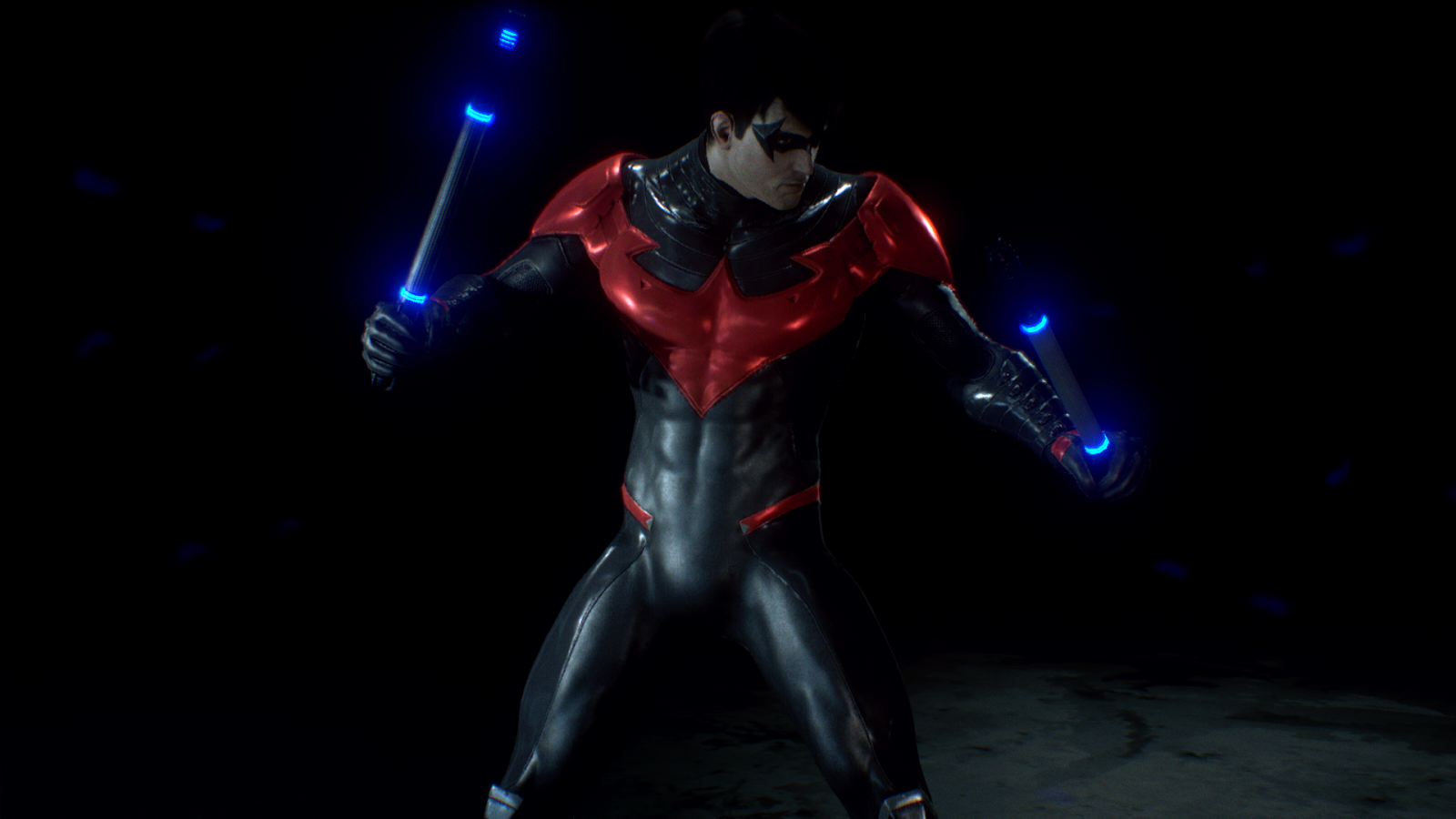 Batman arkham knight nightwing wallpapers 79 wallpapers batman arkham knight hd wallpapers backgrounds wallpaper 1600900 buycottarizona Choice Image