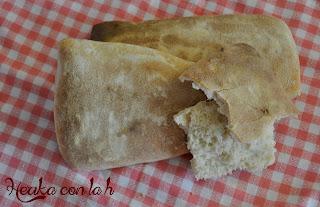 Herika con la h - Ricetta pane arabo con esubero di pasta madre