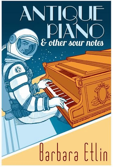 Antique Piano & Other Sour Notes