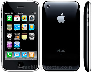 Iphone 3g no software