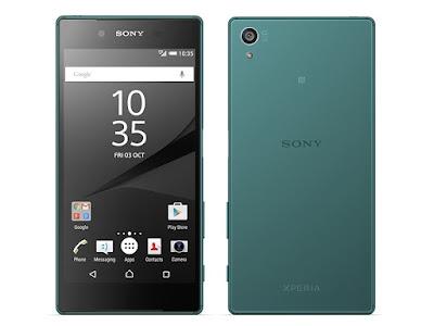 Harga Sony Xperia Z5 Dual dan Spesifikasi