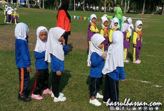 Hari Sukaneka Tadika Islam Daerah Kerian
