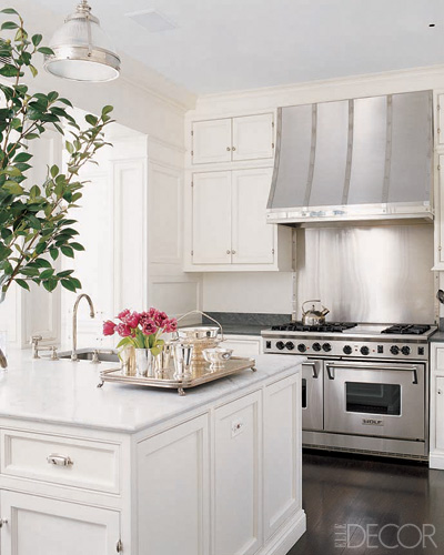 Belle Inspirations: DREAMY WHITE KITCHENS