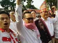 Pilkada Medan, Dzulmi Eldin-Akhyar Nasution Vs Ramadhan Pohan-Eddie Kusuma