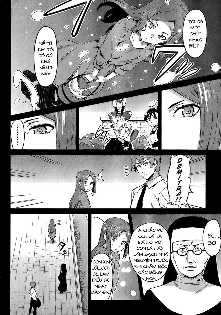 Maken-Ki! chap 21 Trang 8 - Mangak.info