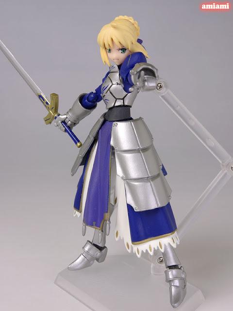 Saber Armor figures