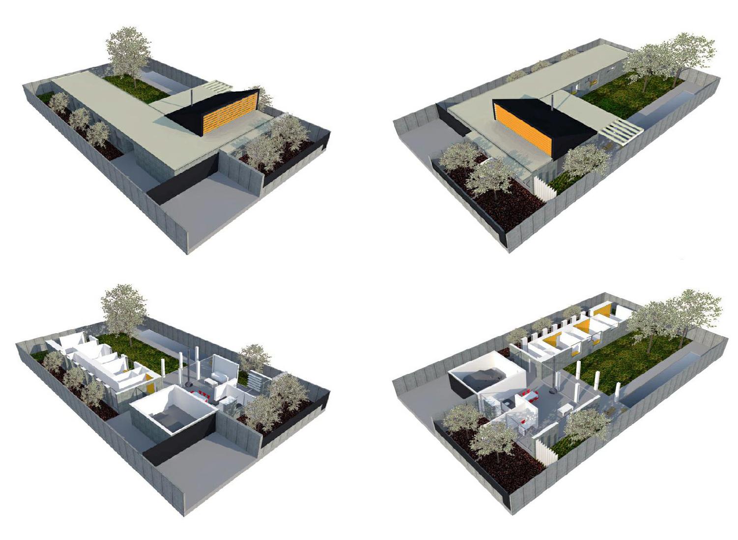 Vivienda Unifamiliar en Madrid, Vivienda Prefabricada en Madrid, Vivienda Modular en Madrid, Vivienda en Hormigón en Madrid , Arquitectura Singular, Arquitectos en Madrid