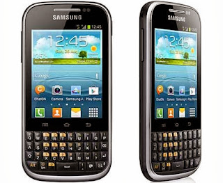 Spesifikasi dan Harga Samsung Galaxy Chat B5330 Terbaru