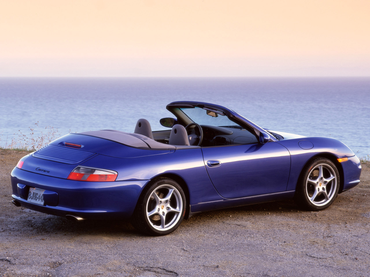 Porsche 911 Carrera 4 Cabriolet 1280x960 Images - Car ...
