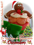 Minha peça foi capa da CMM Biscuit é Minha Arte mês de Dezembro 2011!