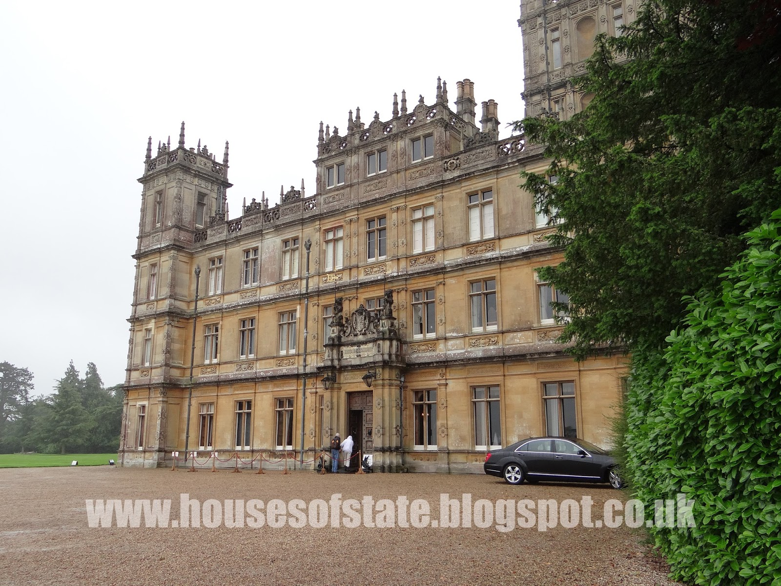 Houses of state highclere castle downton abbey photos for Highclere castle blueprints