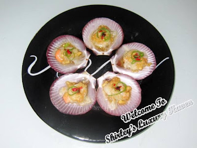 chinese scallop recipes