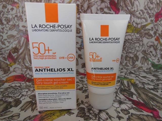 La Roche Posay Anthelios XL dry touch gel cream spf 50