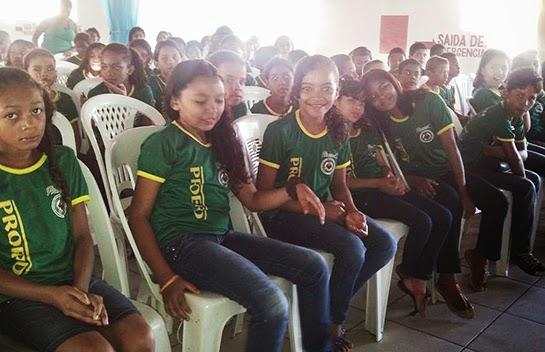 Chapadinha-MA: PROERD forma mais 475 alunos.