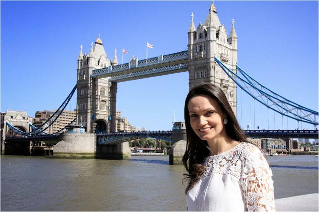 Lua de mel em Londres