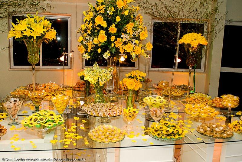 decoracao de casamento que esta em alta : decoracao de casamento que esta em alta:Sou Noiva  De Novo!!!: Decoração Amarela