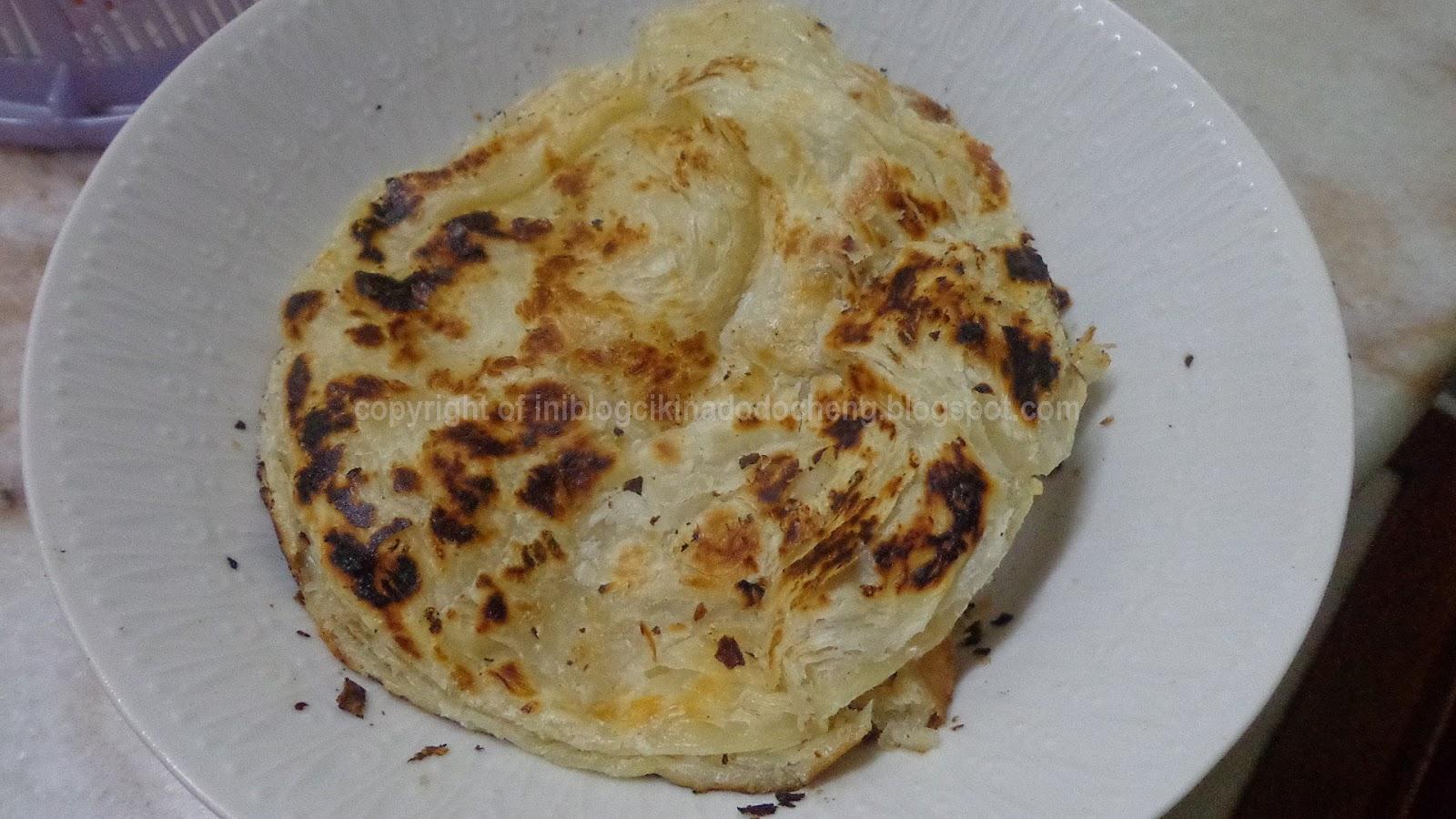 Roti Paratha Kawan Roti Paratha Segera Sedap