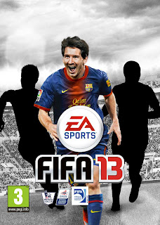 Fifa 13 PC Demo Game Cover