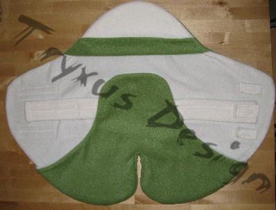 Simple Swaddle Blanket Free Pattern: Robert Kaufman Fabric