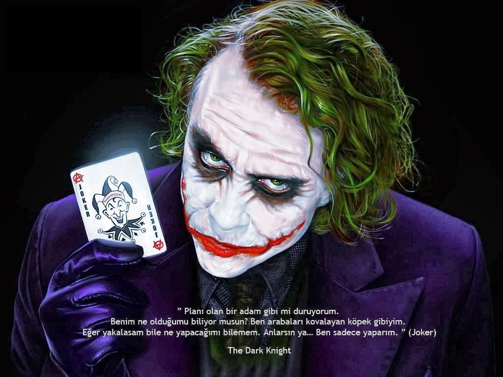 heath ledger the dark night joker