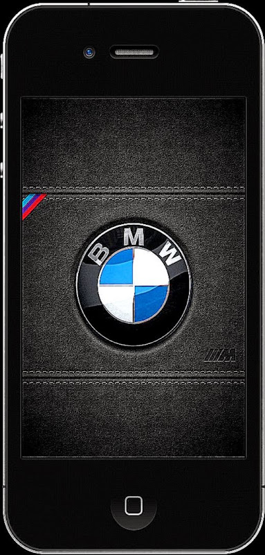 BMW Car Logo iPhone 5 HD Lock Screen Wallpapers  HD iPhone