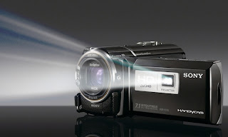 Sony HDR-PJ50 Handycam Projector