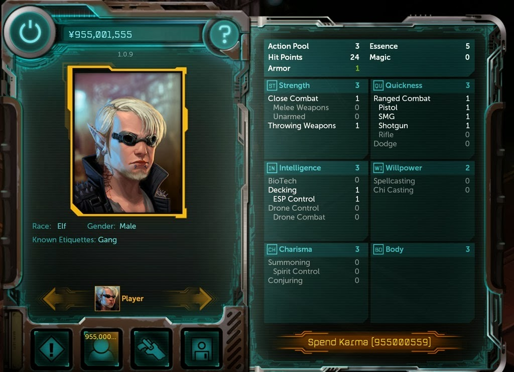 Shadowrun Returns Game Hack