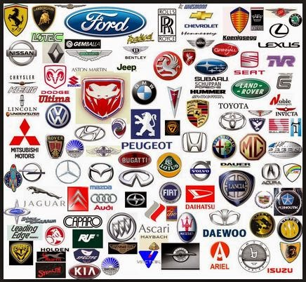 the future autos different types of car logo designs that