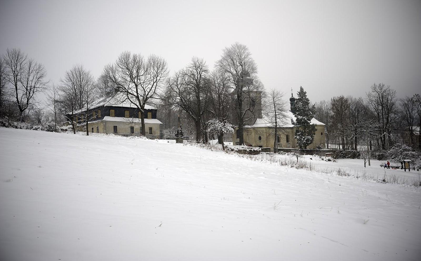Barokní komplex tzv. Kittelův areál, autor: Pavel Hála, 2010