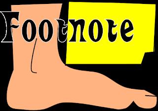 cara menulis footnote (catatan kaki) yang baik dan benar