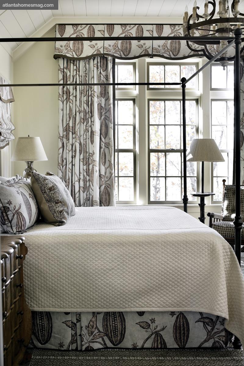 Design: Nancy Warren Architect: D. Stanley Dixon Pictures: Emily Followill  Via Atlanta Homes U0026 Lifestyle