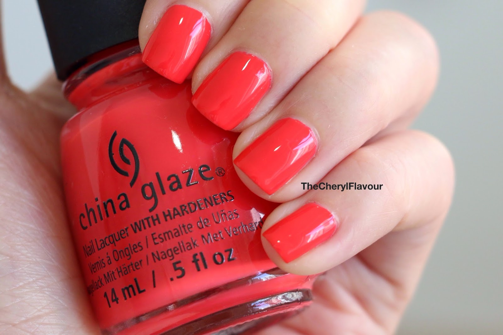 China Glaze I Brake For Colour