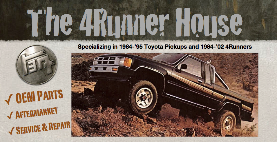 The 4runner House