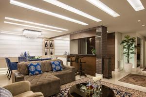 Living e sala de Jantar, Cristina Mioranza