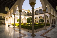 Visita Virtual al Parlamento Andaluz