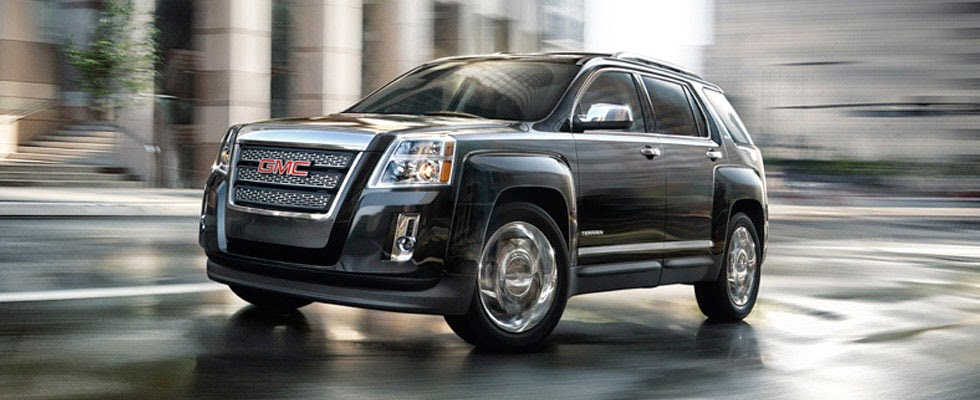 GMC Terrain & Chevy Equinox Earn IIHS Top Safety Pick+ Ratings