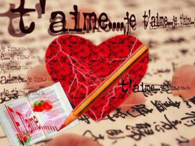 Exemple lettre d'amour 7