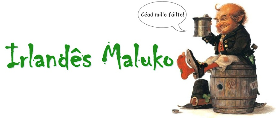 Blog do Irlandês Maluco