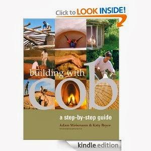 Cob house building book