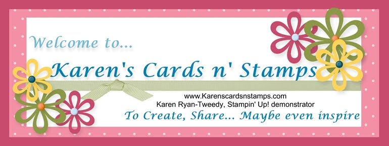 Karen's Cards n Stamps Stampin' Up! in Belleville On