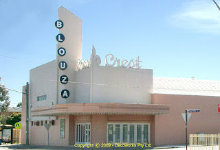 Crest cinema