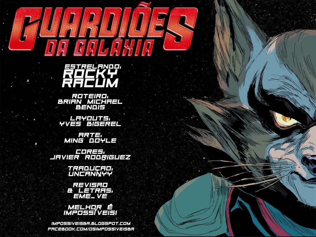 Guardiões da Galáxia - Rocket Raccoon #2